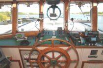 Interieur ROBERT WILLIAM - Zeegaand Motorschip  te koop bij Scheepsmakelaardij Fikkers - 2 / 33