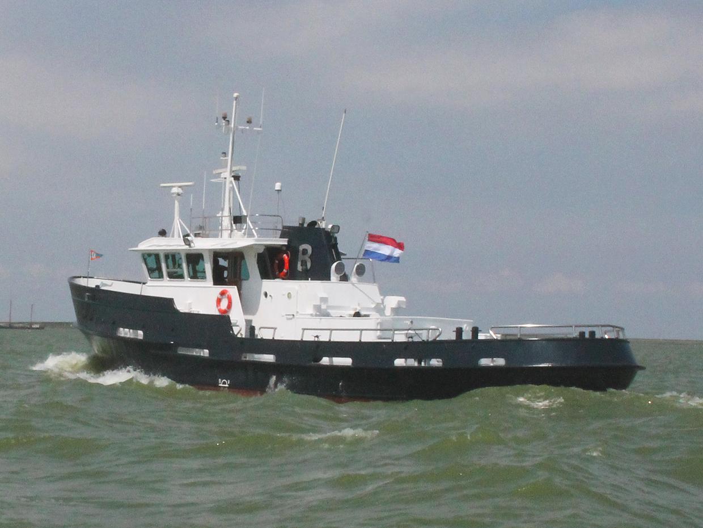 Zeegaand Motorschip  te koop · Ligplaats: Makkum  · ROBERT WILLIAM · ref 6034 · Scheepsmakelaardij Fikkers