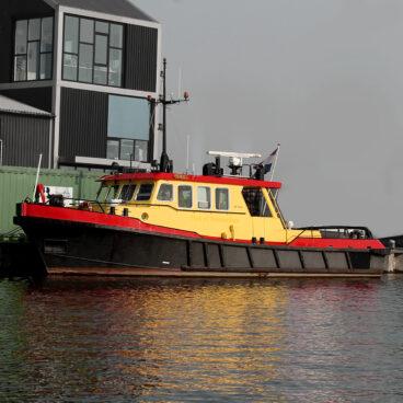 PORT AMSTERDAM , RHD 63