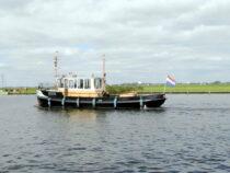Exterieur WIJDO - sleepboot (omgebouwd als jacht) te koop bij Scheepsmakelaardij Fikkers - 2 / 26