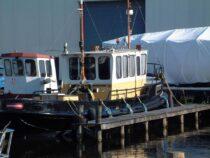 Exterieur WIJDO - sleepboot (omgebouwd als jacht) te koop bij Scheepsmakelaardij Fikkers - 4 / 26