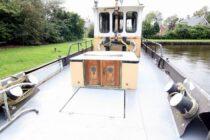 Exterieur WIJDO - sleepboot (omgebouwd als jacht) te koop bij Scheepsmakelaardij Fikkers - 15 / 26