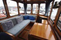 Interieur WIJDO - sleepboot (omgebouwd als jacht) te koop bij Scheepsmakelaardij Fikkers - 1 / 31