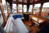 Interieur WIJDO - sleepboot (omgebouwd als jacht) te koop bij Scheepsmakelaardij Fikkers - 2 / 31