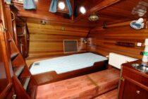 Interieur WIJDO - sleepboot (omgebouwd als jacht) te koop bij Scheepsmakelaardij Fikkers - 20 / 31