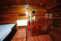 Interieur WIJDO - sleepboot (omgebouwd als jacht) te koop bij Scheepsmakelaardij Fikkers - 21 / 31