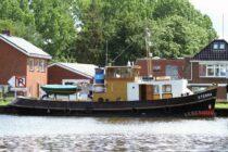 Exterieur STERNA in prijs verlaagd! - Sleepboot te koop bij Scheepsmakelaardij Fikkers - 24 / 26