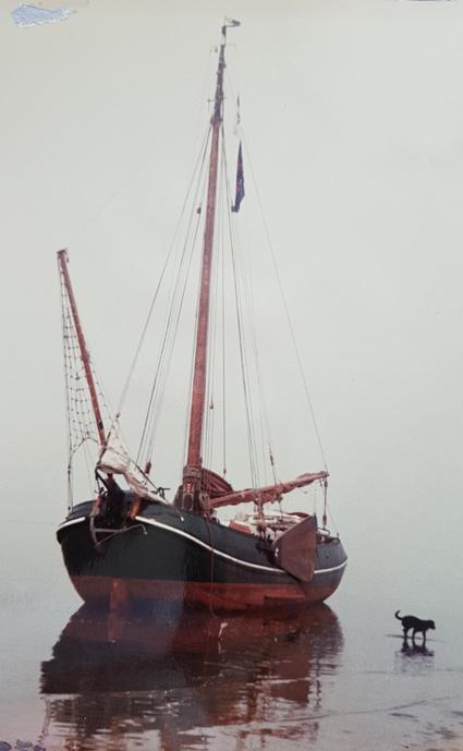 Zeeuwse tjalk  te koop · Ligplaats: Marken · EVERDINA · ref 2182 · Scheepsmakelaardij Fikkers