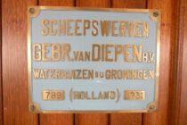 Interieur Willem Barentsz - 3masttopzeilschoener te koop bij Scheepsmakelaardij Fikkers - 4 / 62