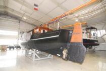 Exterieur MK 75 - visserschip, Markerrondbouw  te koop bij Scheepsmakelaardij Fikkers - 3 / 36