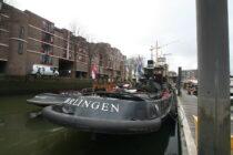 Exterieur Alcyon bierhaven Rotterdam - sleepboot te koop bij Scheepsmakelaardij Fikkers - 1 / 12