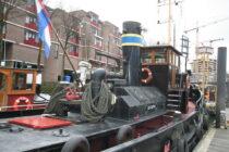 Exterieur Alcyon bierhaven Rotterdam - sleepboot te koop bij Scheepsmakelaardij Fikkers - 4 / 12