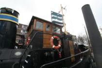 Exterieur Alcyon bierhaven Rotterdam - sleepboot te koop bij Scheepsmakelaardij Fikkers - 5 / 12