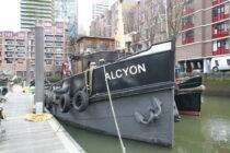 Exterieur Alcyon bierhaven Rotterdam - sleepboot te koop bij Scheepsmakelaardij Fikkers - 6 / 12