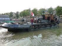 Exterieur Alcyon bierhaven Rotterdam - sleepboot te koop bij Scheepsmakelaardij Fikkers - 9 / 12