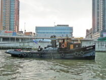 Exterieur Alcyon bierhaven Rotterdam - sleepboot te koop bij Scheepsmakelaardij Fikkers - 10 / 12