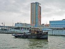Exterieur Alcyon bierhaven Rotterdam - sleepboot te koop bij Scheepsmakelaardij Fikkers - 11 / 12