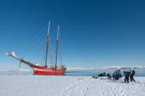 Exterieur NOORDERLICHT - expedition ship / 2 mast sailing schooner te koop bij Scheepsmakelaardij Fikkers - 2 / 37