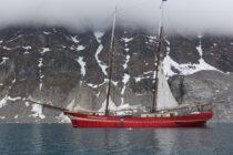 Exterieur NOORDERLICHT - expedition ship / 2 mast sailing schooner te koop bij Scheepsmakelaardij Fikkers - 9 / 37