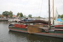 Exterieur EBEN HAEZER - aak, Hasselter aak te koop bij Scheepsmakelaardij Fikkers - 5 / 25