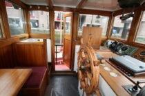 Interieur Alcyon bierhaven Rotterdam - sleepboot te koop bij Scheepsmakelaardij Fikkers - 1 / 24