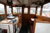 Interieur Alcyon bierhaven Rotterdam - sleepboot te koop bij Scheepsmakelaardij Fikkers - 2 / 24
