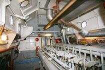 Interieur Alcyon bierhaven Rotterdam - sleepboot te koop bij Scheepsmakelaardij Fikkers - 20 / 24