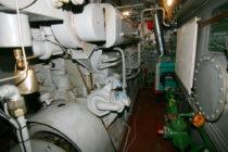 Interieur Alcyon bierhaven Rotterdam - sleepboot te koop bij Scheepsmakelaardij Fikkers - 21 / 24
