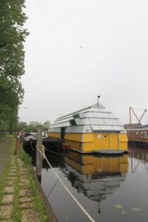 Exterieur ARK LEEUWARDEN - Expositie ark te koop bij Scheepsmakelaardij Fikkers - 3 / 19