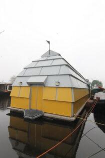Exterieur ARK LEEUWARDEN - Expositie ark te koop bij Scheepsmakelaardij Fikkers - 16 / 19