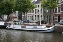 Exterieur Cosmopoliet - motorboot type skûtsje  te koop bij Scheepsmakelaardij Fikkers - 1 / 35