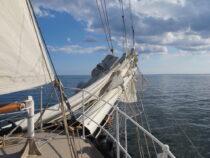 Exterieur GULDEN LEEUW - 3-mast topsail schooner te koop bij Scheepsmakelaardij Fikkers - 5 / 41