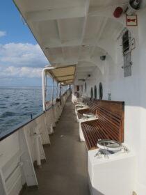 Exterieur GULDEN LEEUW - 3-mast topsail schooner te koop bij Scheepsmakelaardij Fikkers - 13 / 41