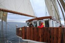 Exterieur GULDEN LEEUW - 3-mast topsail schooner te koop bij Scheepsmakelaardij Fikkers - 15 / 41