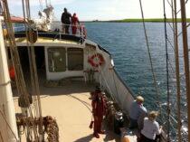 Exterieur GULDEN LEEUW - 3-mast topsail schooner te koop bij Scheepsmakelaardij Fikkers - 17 / 41