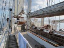 Exterieur GULDEN LEEUW - 3-mast topsail schooner te koop bij Scheepsmakelaardij Fikkers - 22 / 41