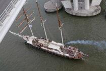 Exterieur GULDEN LEEUW - 3-mast topsail schooner te koop bij Scheepsmakelaardij Fikkers - 33 / 41