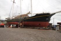 Exterieur GULDEN LEEUW - 3-mast topsail schooner te koop bij Scheepsmakelaardij Fikkers - 35 / 41