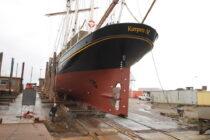 Exterieur GULDEN LEEUW - 3-mast topsail schooner te koop bij Scheepsmakelaardij Fikkers - 37 / 41