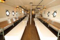 Interieur GULDEN LEEUW - 3-mast topsail schooner te koop bij Scheepsmakelaardij Fikkers - 3 / 52