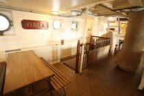 Interieur GULDEN LEEUW - 3-mast topsail schooner te koop bij Scheepsmakelaardij Fikkers - 6 / 52