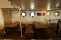Interieur GULDEN LEEUW - 3-mast topsail schooner te koop bij Scheepsmakelaardij Fikkers - 7 / 52