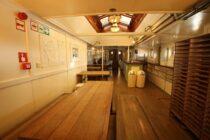 Interieur GULDEN LEEUW - 3-mast topsail schooner te koop bij Scheepsmakelaardij Fikkers - 8 / 52