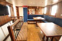 Interieur GULDEN LEEUW - 3-mast topsail schooner te koop bij Scheepsmakelaardij Fikkers - 22 / 52