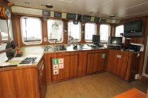 Interieur GULDEN LEEUW - 3-mast topsail schooner te koop bij Scheepsmakelaardij Fikkers - 24 / 52
