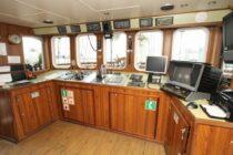 Interieur GULDEN LEEUW - 3-mast topsail schooner te koop bij Scheepsmakelaardij Fikkers - 25 / 52
