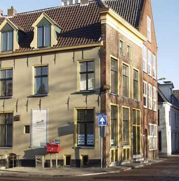 kantoor Scheepsmakelaardij Fikkers aan de Hooge der A te Groningen