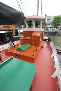 Exterieur Dageraad Haringvliet Rotterdam - kotter te koop bij Scheepsmakelaardij Fikkers - 9 / 30