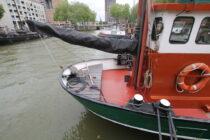 Exterieur Dageraad Haringvliet Rotterdam - kotter te koop bij Scheepsmakelaardij Fikkers - 18 / 30