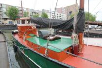 Exterieur Dageraad Haringvliet Rotterdam - kotter te koop bij Scheepsmakelaardij Fikkers - 25 / 30